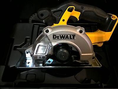 Dewalt DCS373B 20 V Métal Coupe Scie Circulaire neuf dans boîte outil uniquement livraison gratuite