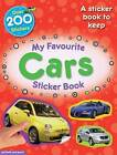 My Favourite Cars Sticker Book by Paul Calver (Paperback, 2012)