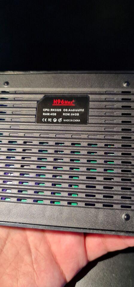 Iptv, H96max, 4k 64gb