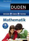 Hermes, R: Wissen - Üben - Testen: Mathematik 7. Klasse von Manuela Stein, Lutz Schreiner, Katja Roth, Wiebke Salzmann und Rolf Hermes (2013, Taschenbuch)