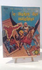 Aventure-des-Fantastiques-N-23-034-Le-maitre-des-malefices-034-Edition-LUG