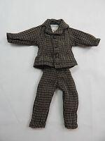 Heidi Ott Dollhouse Miniature 1:12 Scale Male Men's Outfit Blazer Xz973-ck