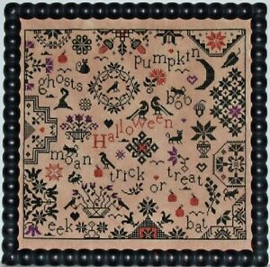 Simple Gifts - Halloween - Praiseworthy Stitches - New Chart