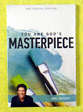 Joel Osteen - You Are God's Masterpiece ~ New DVD Movie Video ~ TBN Special