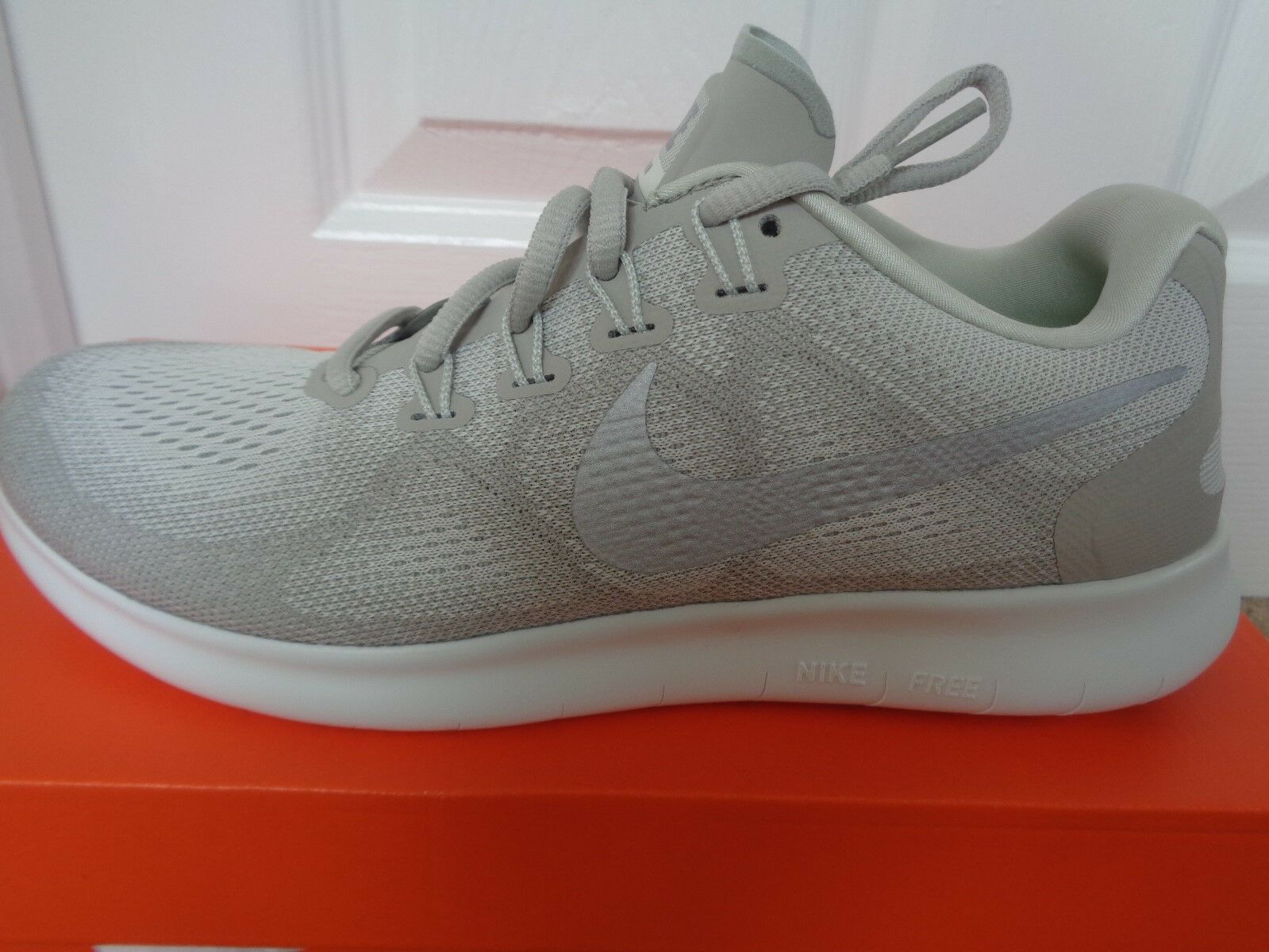 Nike Free RN 2018  Femme  trainers  chaussures  880840 104 uk 6.5 eu 40.5 us 9 NEW+BOX