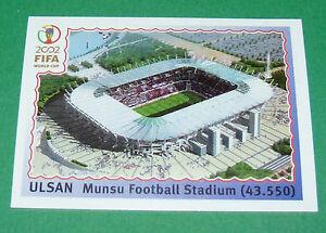 N-14-ULSAN-STADE-WORLD-CUP-PANINI-FOOTBALL-JAPAN-KOREA-2002-COUPE-MONDE-FIFA