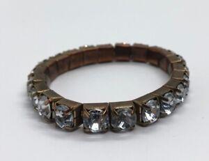 Vintage-Bracelet-Stretch-Rhinestone