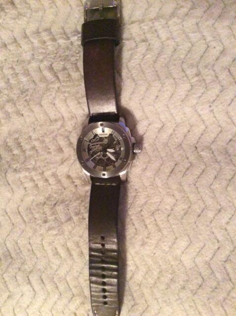dac03370856 Fossil Modern Machine Sport Automatic Mens Watch ME3135 796483282445 ...
