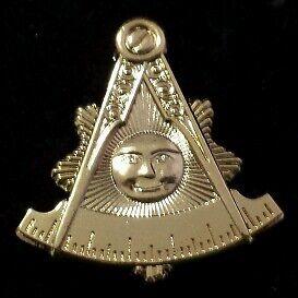 D365 Masonic Lapel Pin Past Master BRAND NEW | eBay
