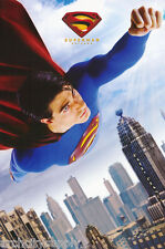 POSTER: MOVIE REPRO : SUPERMAN RETURNS - FLYING - FREE SHIPPING #8679 RAP104 c