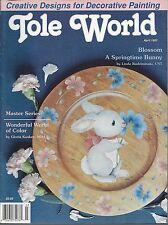 TOLE WORLD ~ APRIL 1993