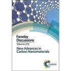 New Advances in Carbon Nanomaterials by Royal Society of Chemistry (Hardback, 2014)