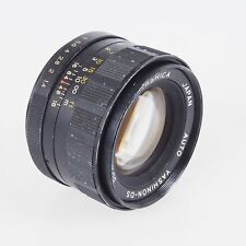 = Yashica Auto Yashinon DS 50mm f1.4 Lens for M42 Screw Mount SLR Cameras