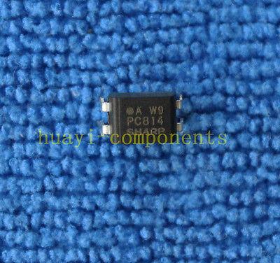 10PCS PC814 EL814 SHARP PHOTO COUPLER DIP-4