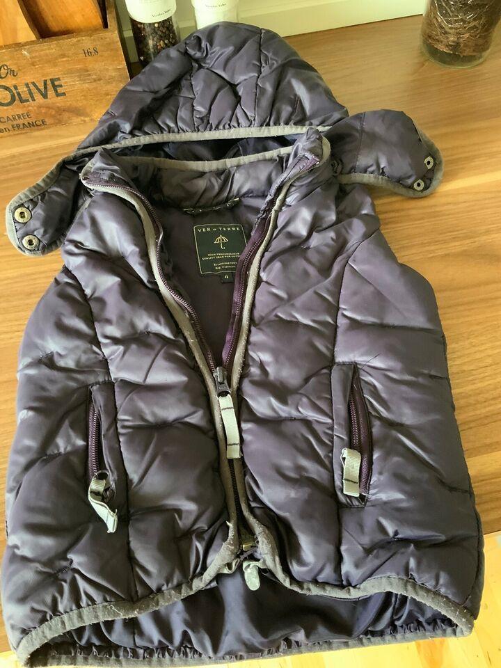 Frakke, Dyne jakke & vest, Hummel & Ver de Terre