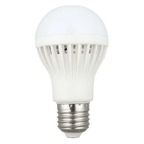 3-12W E27 LED Smart Lamp PIR Motion Detection Sensor Light Bulb Smart Light Bulb