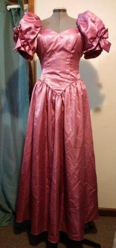 Gorgeous true vintage dress bridesmaid prom fairyt