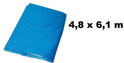 Apprensivo Bache De Protection Impermeable Anti Uv 4.8 X 6.1 M Chiaro E Distintivo