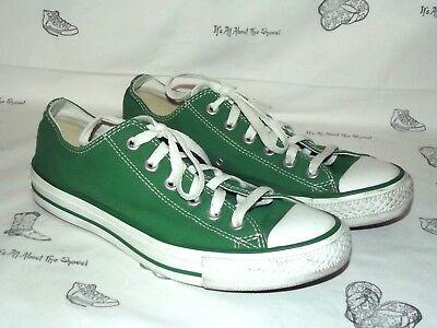 09ba81376d2 CONVERSE Chuck Taylor All Star OX Menta Green Sneakers Womens Size 7 ...