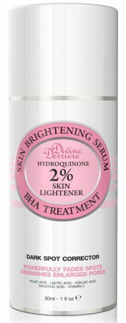 2 percent hydroquinone skin brightening dark spot