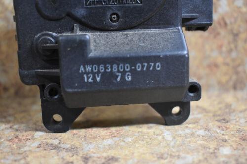 Air Conditioning & Heat Heater Parts Honda Odyssey REAR AC A/C Air ...