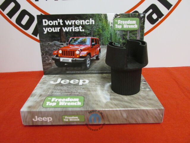 2007-2016 Jeep Wrangler Hard Top Panel Removal Tool
