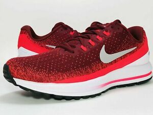 Details about Nike Air Zoom Vomero 13 Mens Size 15 Running Shoes Team Red White 922908 602