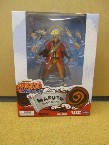 "Naruto Shippuden 4/"" Sage Mode Naruto figure-Comme neuf in box NEW"