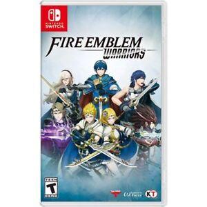 Nintendo Switch Fire Emblem Warriors Game - NEW