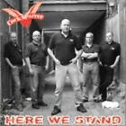 Here We Stand by Cock Sparrer (CD, Nov-2007, Captain Oi! Records)