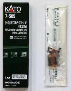 Kato-HO-7-505-LED-Interior-Lighting-Kit-Ver-2-Indirect-Lighting-HO-scale