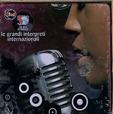 NINA SIMONE CARLY SIMON SPAGNA AMANDA LEAR 3 CD Grandi interpreti internazionali