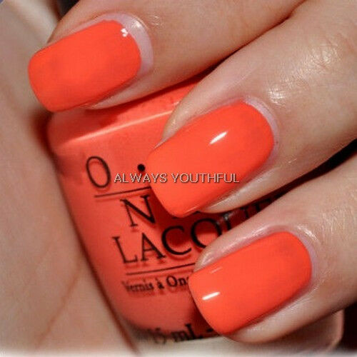 OPI NAIL POLISH Hot & Spicy H43