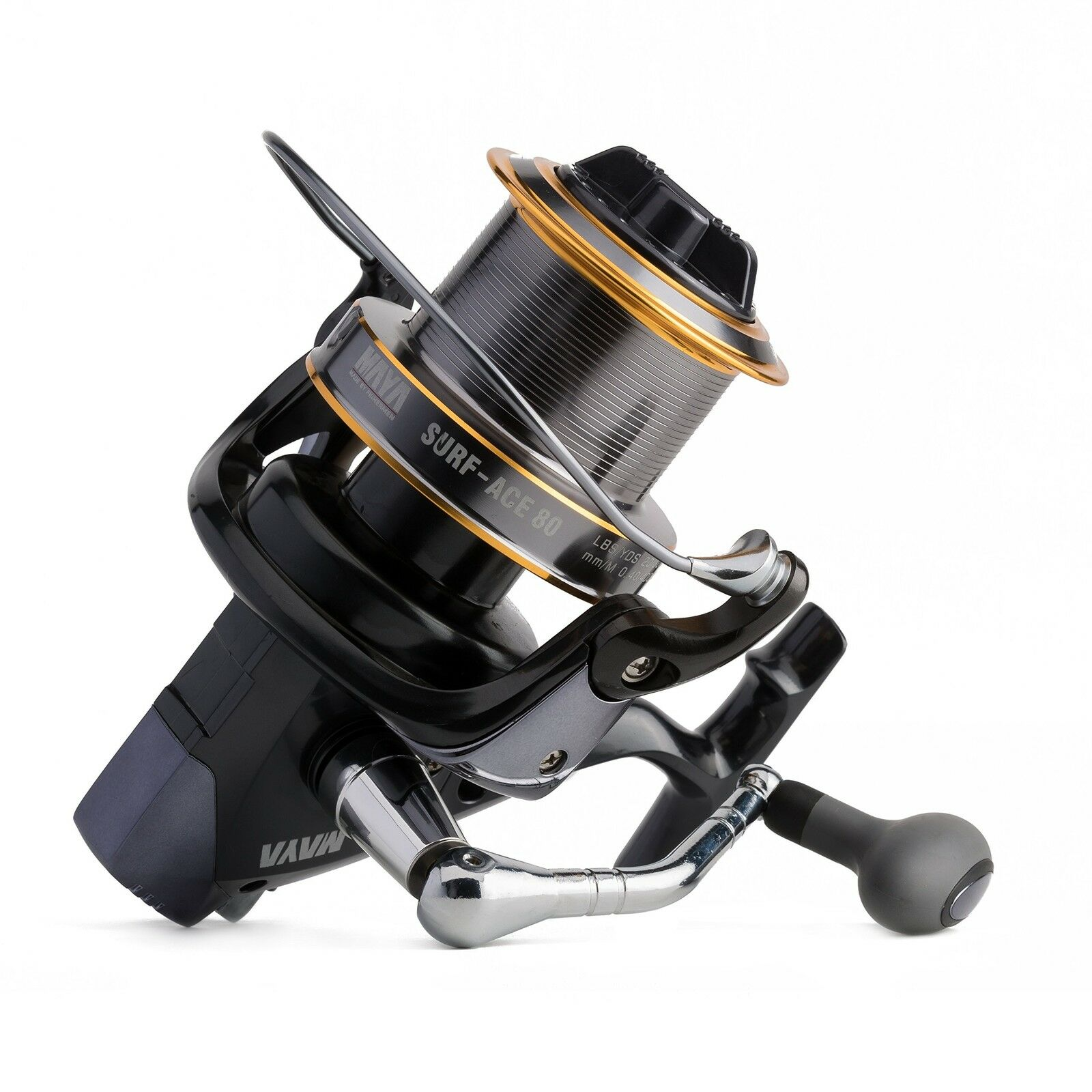 Maya Fishing Surf Ace Casting Shore Aluminum Saltwater Spinning Reel