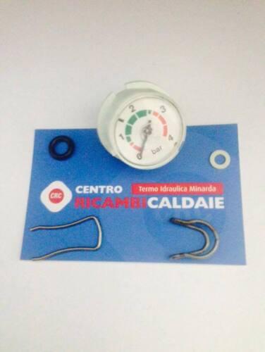 CRC87160112040 MANOMETRO RICAMBIO CALDAIE ORIGINALE JUNKERS CODICE