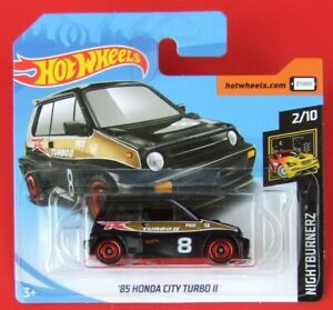 Hot-Wheels-2019-039-85-Honda-City-Turbo-II-81-250-neu-amp-ovp