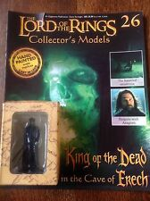 Eaglemoss. Lord Of The Rings Collectors Figure And Magazine. King Of The Dead.