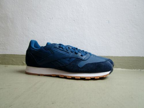 Kendrick Perfect Noble colegiate Split X Classic Leather Reebok Lamar Ble Nvy 45 SSrBq4w