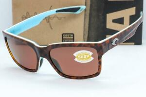 adbbb570de Image is loading NEW-COSTA-DEL-MAR-PLAYA-SUNGLASSES-Light-Tortoise-