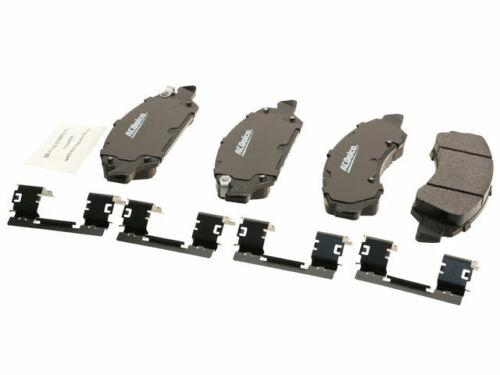 Brake Pad Set For Escalade ESV EXT Avalanche Tahoe Silverado 1500 Sierra FS48G1