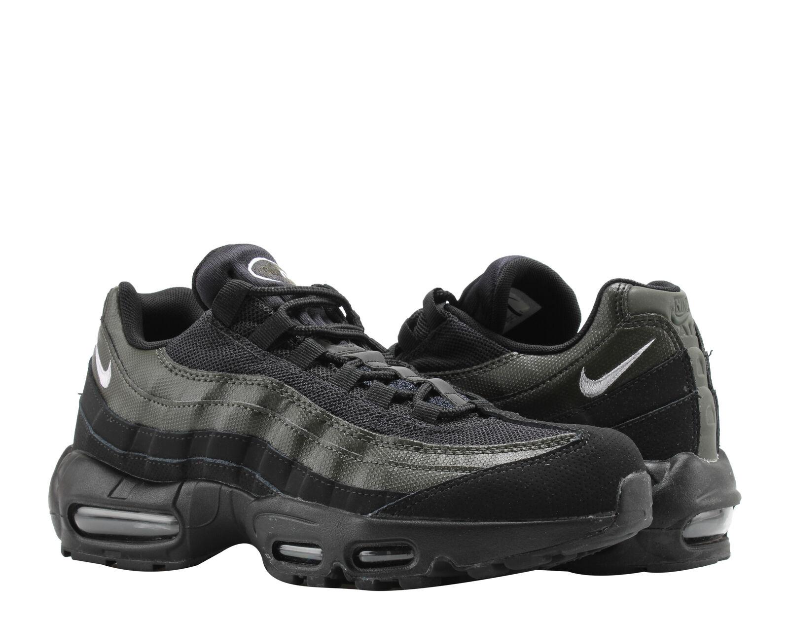 Nike Air Max 95 Essential nero   bianca -Sequoia Men's Running scarpe 749766 -034  per offrirti un piacevole shopping online