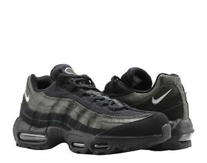 release date: f5ef1 ac8b3 Details about Nike Air Max 95 Essential Black/White-Sequoia Men's Running  Shoes 749766-034