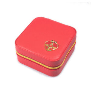 Anime Sailor Moon Tsukino Usagi Cute Jewelry Boxes Portable