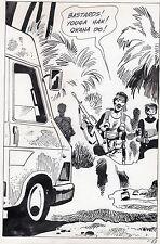 VOYAGE EN ORIENT (JANCO) SUPERBE PLANCHE ELVIFRANCE PAGE 63