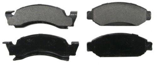 Wagner ZX360 Front Semi Metallic Brake Pads