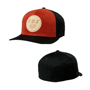 Image Is Loading Fox Racing Resolved Mens Hat Ed Stretch Fit
