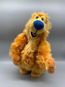 Mattel-1999-Bear-In-The-Blue-Casa-macio-Big-Brinquedo-Canta-Danca-CHA-CHA-Bear