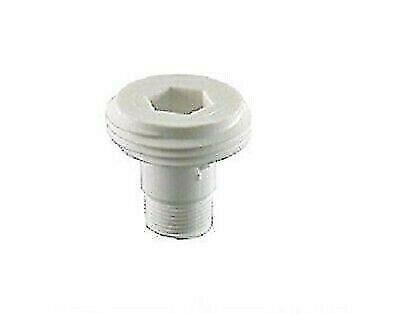 Phoenix Faucet PF273001 White Shower Diverter Repl D-spud