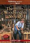 Classic Episodes, The Woodwright's Shop (Season 6) by Roy Underhill (DVD video, 2013)