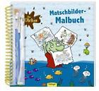 Die Olchis Matschbilder-Malbuch von Erhard Dietl (2016)